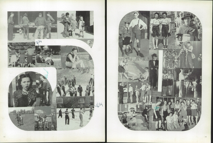 The 1940 Panther, Yearbook of West High School of Salt Lake City, Utah 11