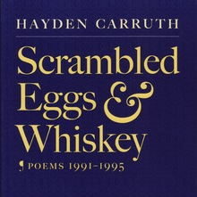 <cite>Scrambled Eggs & Whiskey</cite> by Hayden Carruth