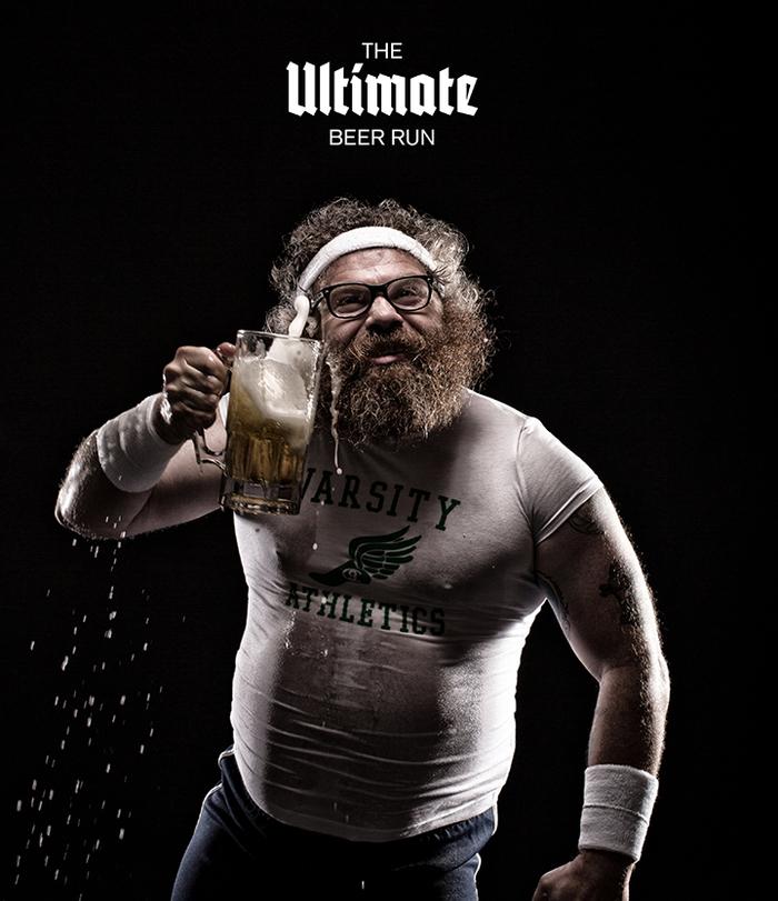Ultimate Beer Run 1