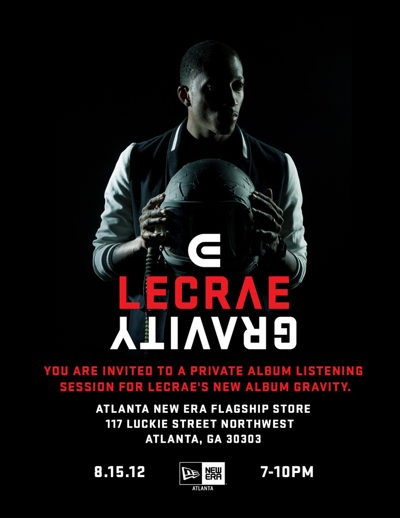 Lecrae Albums - Fonts In Use