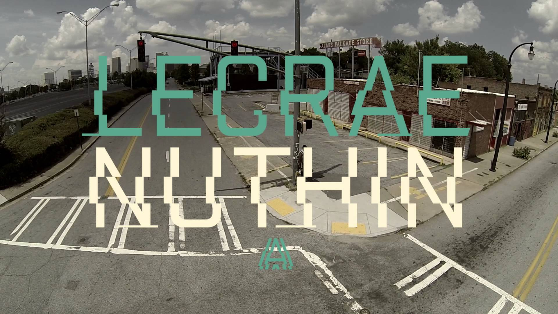 Lecrae Albums - Fonts In Use
