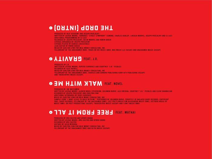 Lecrae Albums 4