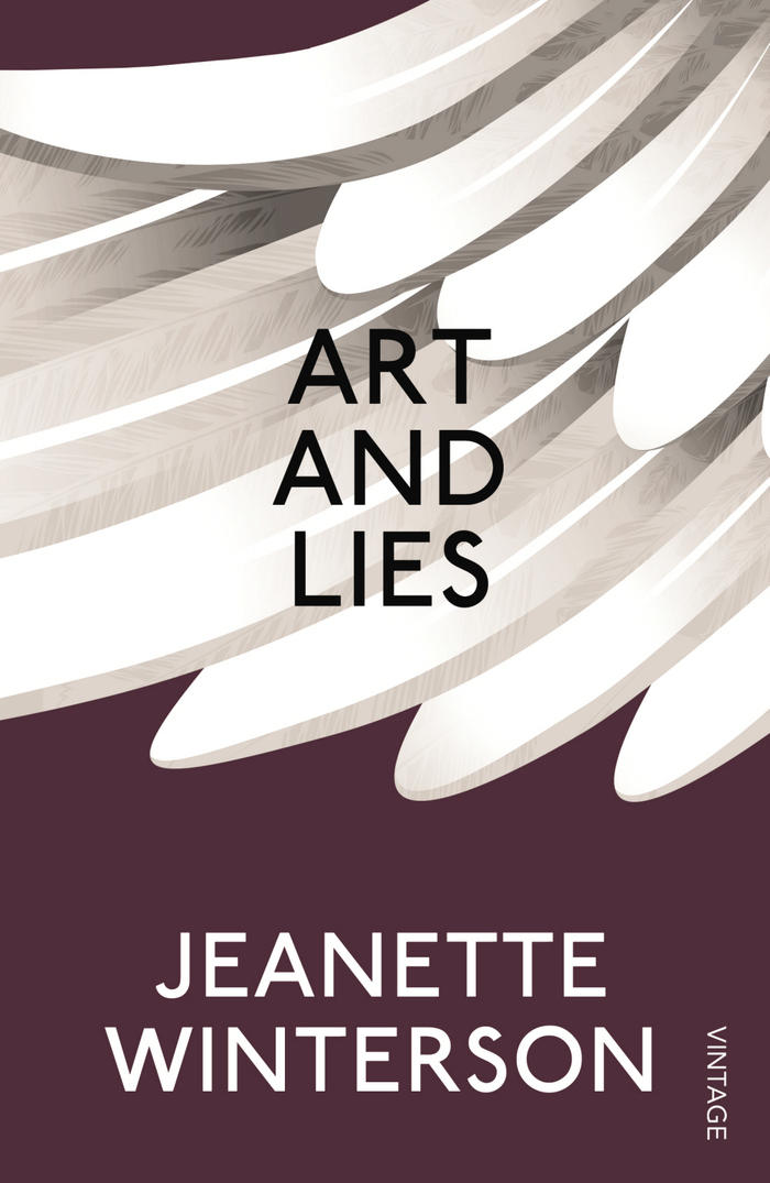 Jeanette Winterson book covers for Vintage Books 2