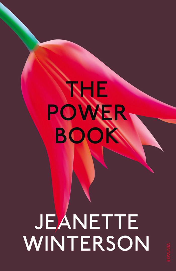 Jeanette Winterson book covers for Vintage Books 3