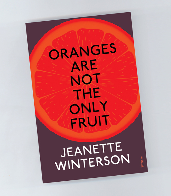Jeanette Winterson book covers for Vintage Books 6