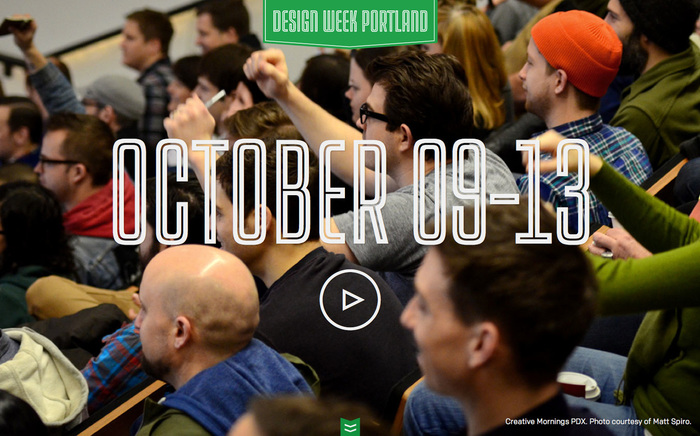 Design Week Portland 2013 1
