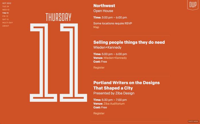 Design Week Portland 2013 3