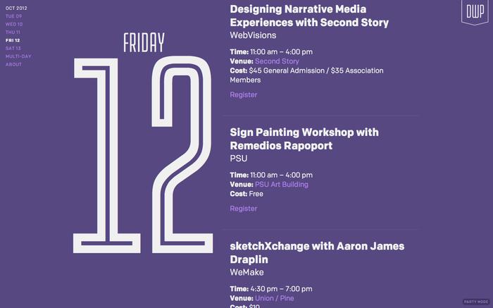 Design Week Portland 2013 4