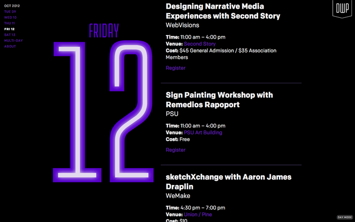 Design Week Portland 2013 5