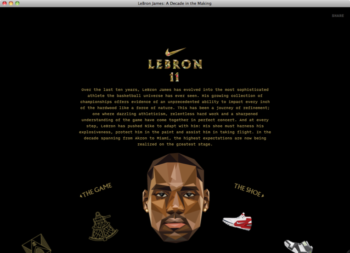 LeBron 11 website 1