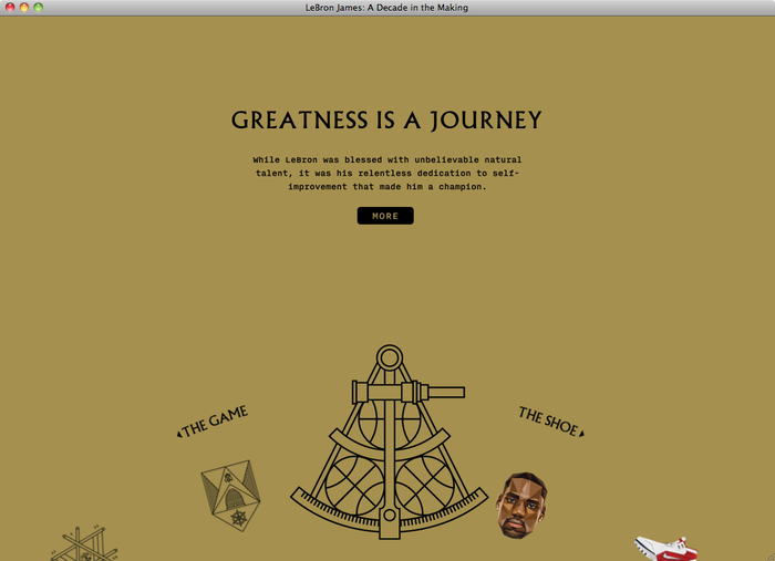 LeBron 11 website 2