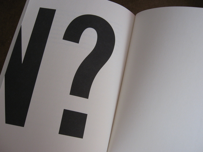 Quick Question by John Ashbery 5