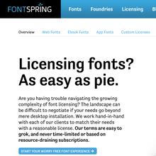 Fontspring.com