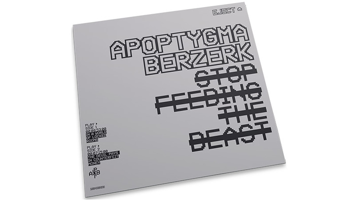 Stop Feeding The Beast by Apoptygma Berzerk 1