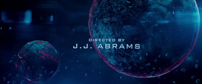 Star Trek: Into Darkness titles, production, promotion 17