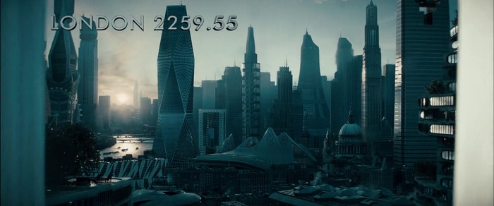 Star Trek: Into Darkness titles, production, promotion 3