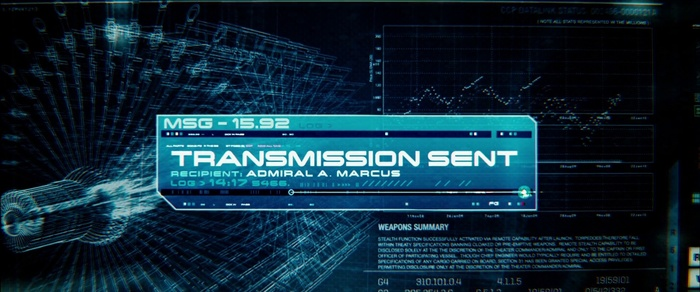 Star Trek: Into Darkness titles, production, promotion 7