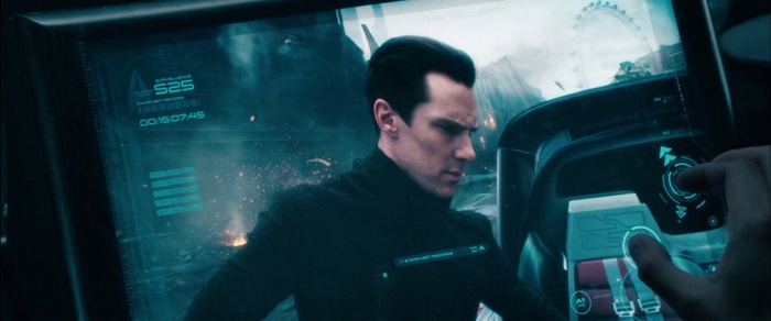 Star Trek: Into Darkness titles, production, promotion 8