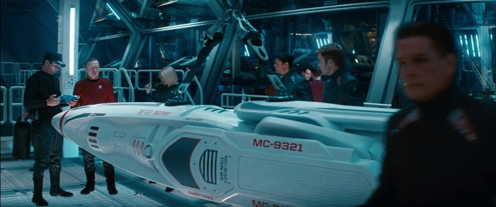 Star Trek: Into Darkness titles, production, promotion 10