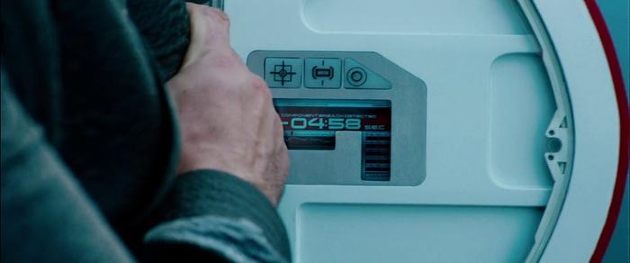 Starship displays set in Changeling Neo.