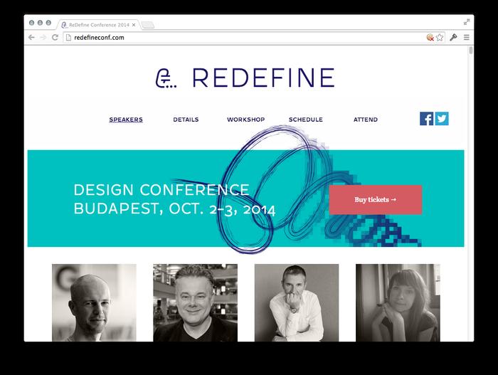 Redefine Design Conference 1