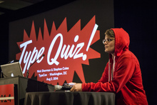 2014 TypeCon Type Quiz