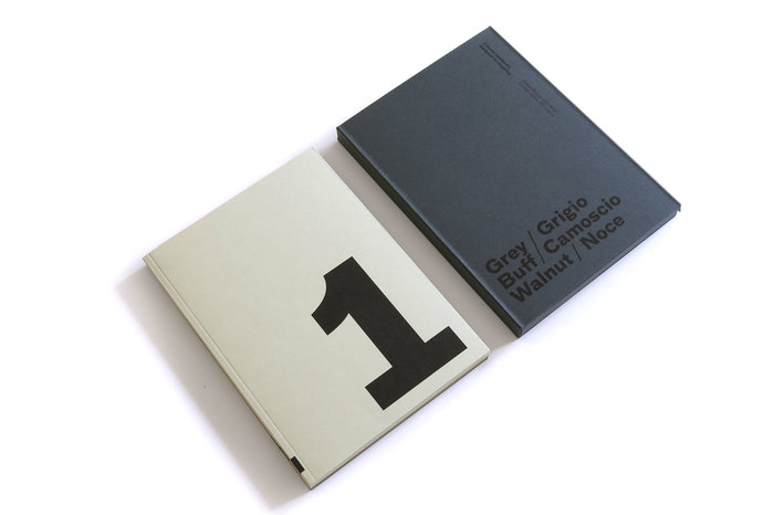 Notebooks in a limited edition