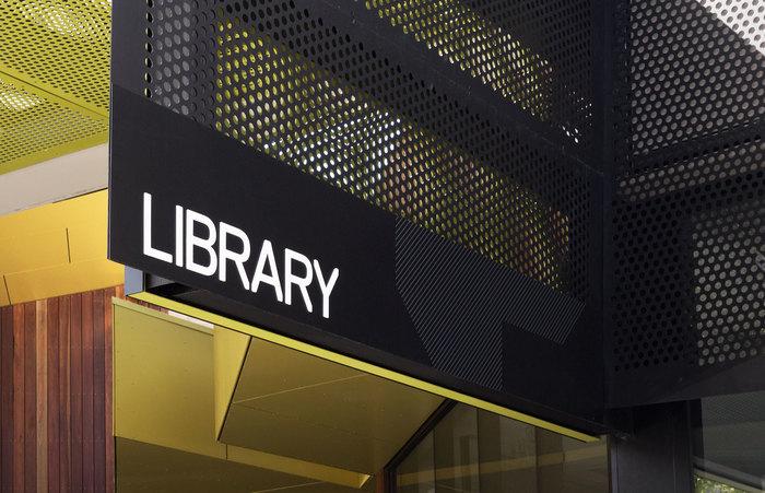 Bendigo Library 1