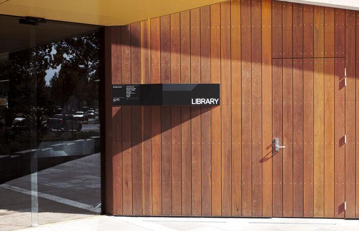 Bendigo Library 2