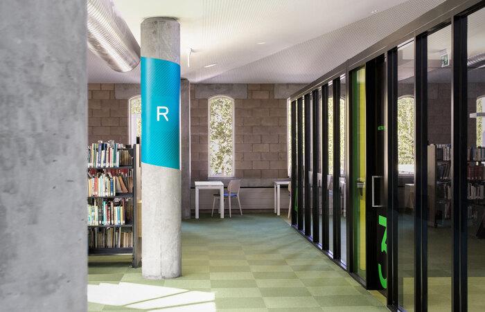 Bendigo Library 4