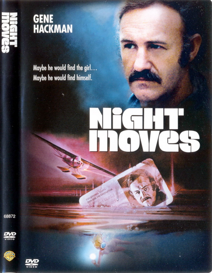 The 2005 DVD release of the film also featured Alpha Midnight for the title. Futura Condensed was used for the tagline and credits.