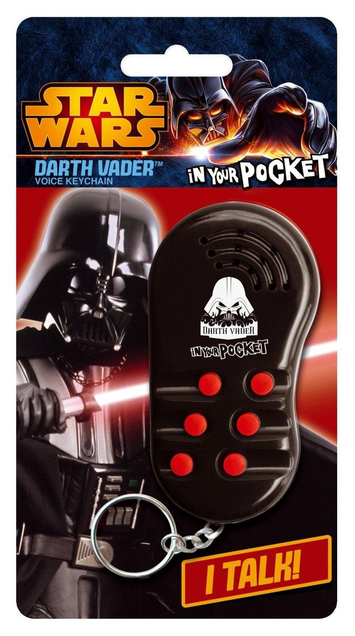 Talking Keychain – Darth Vader