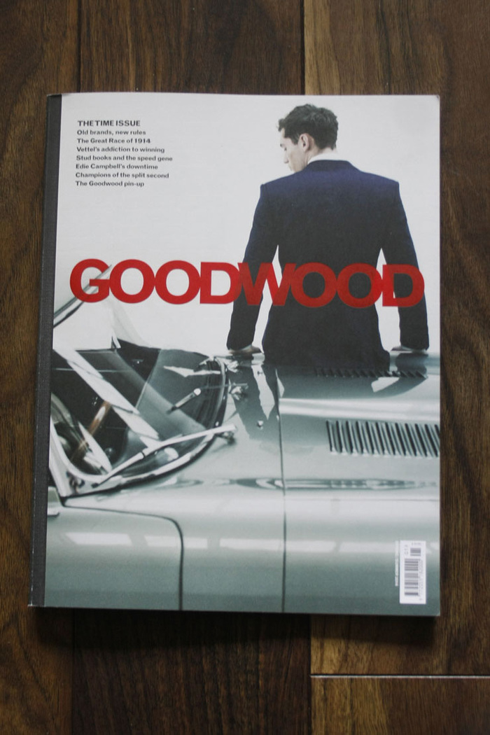 Goodwood Magazine 1
