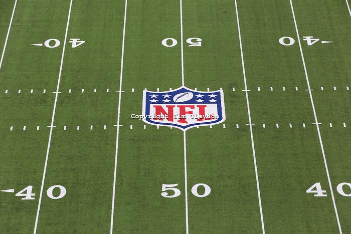 NFL Field Markings 1
