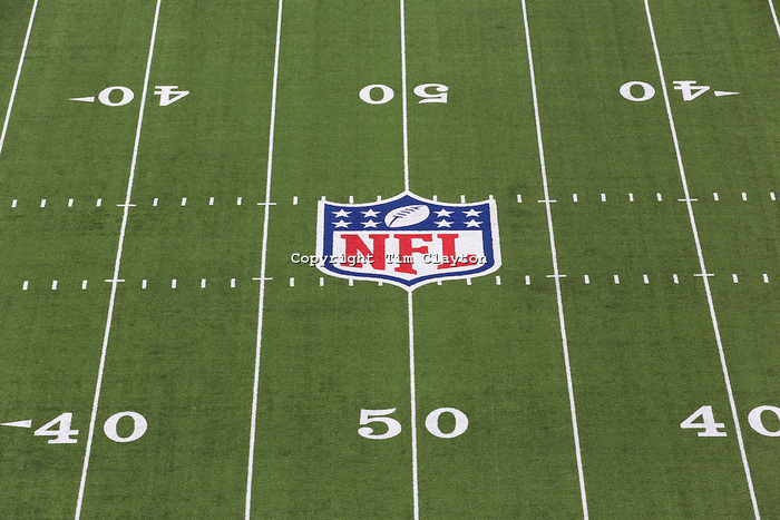 NFL Field Markings 1