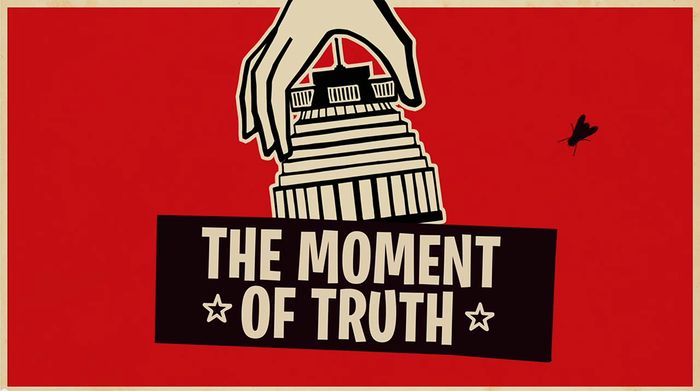 The Moment of Truth event 5