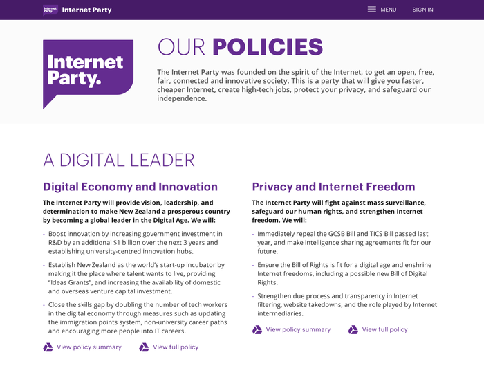 New Zealand Internet Party 8
