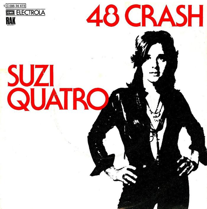 """""""48 Crash"""" – Suzi Quatro"""