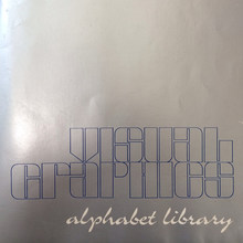 Visual Graphics Alphabet Library catalog (1985 edition)