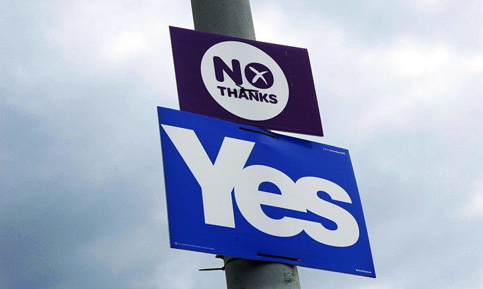 Yes. I'm voting No 1