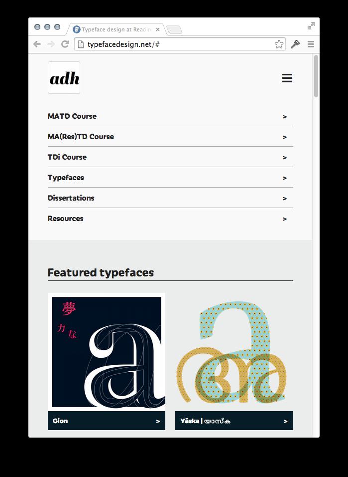 Typefacedesign.net 2