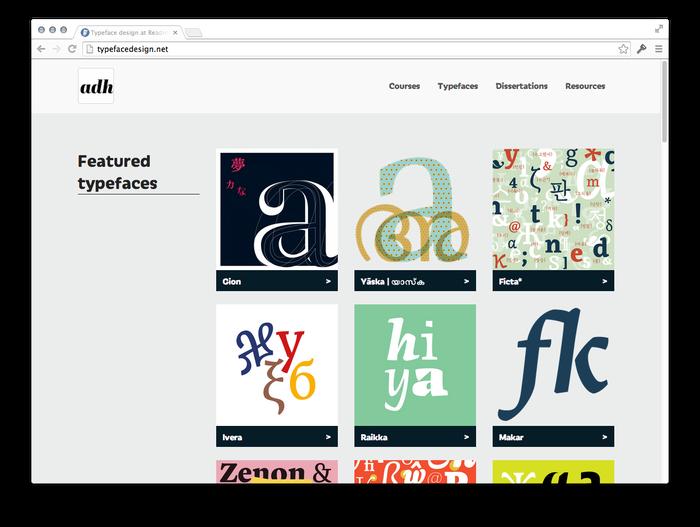 Typefacedesign.net 1