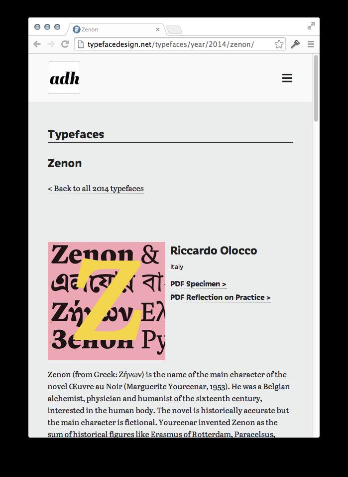 Typefacedesign.net 3