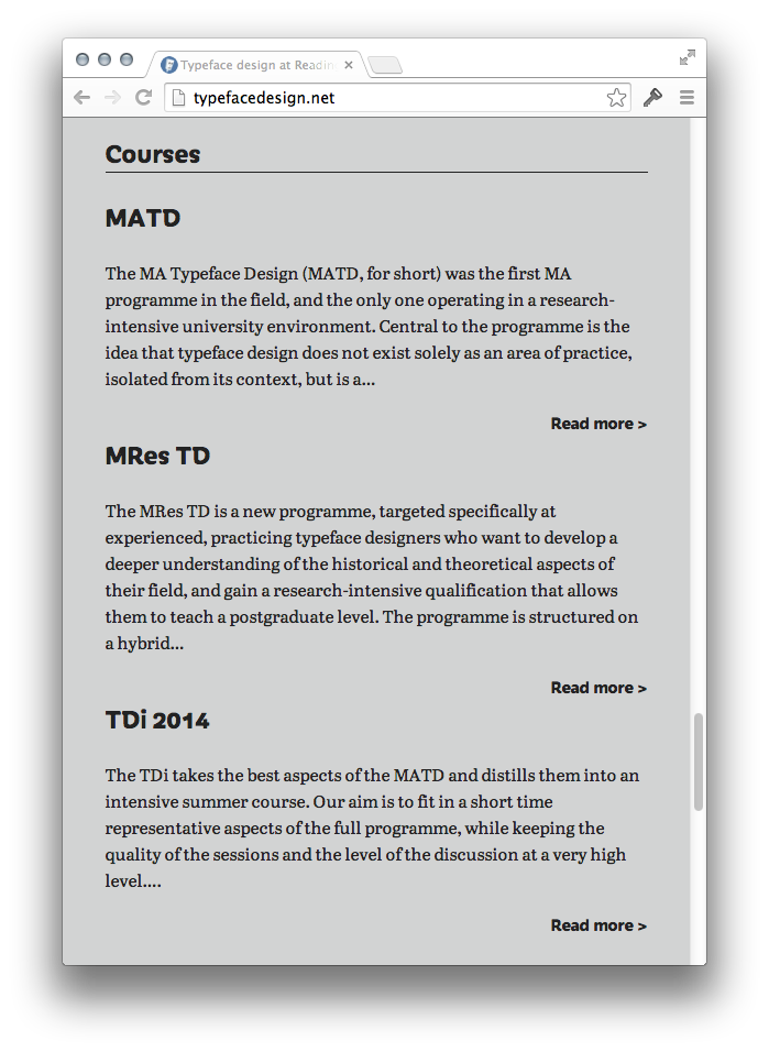 Typefacedesign.net 4