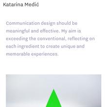 Katarina Medić website