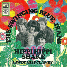 """Hippy Hippy Shake"" – The Swinging Blue Jeans"