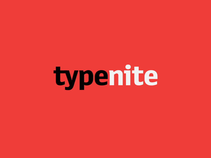 Typenite 1