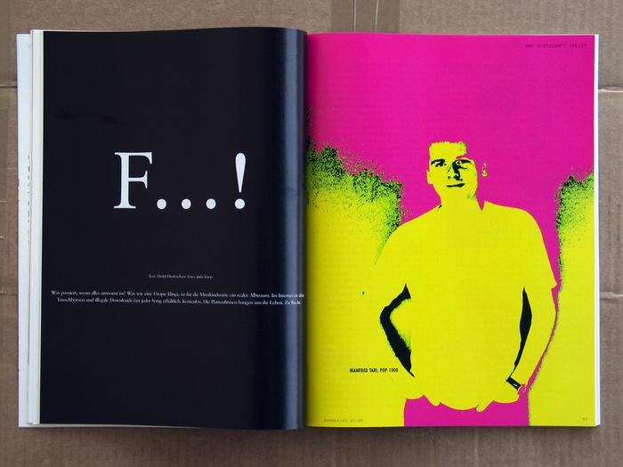 brand eins Magazine 13