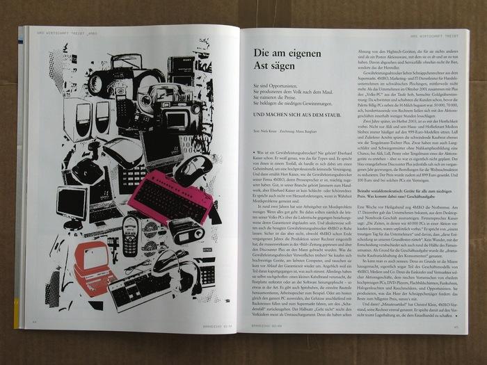 brand eins Magazine 17