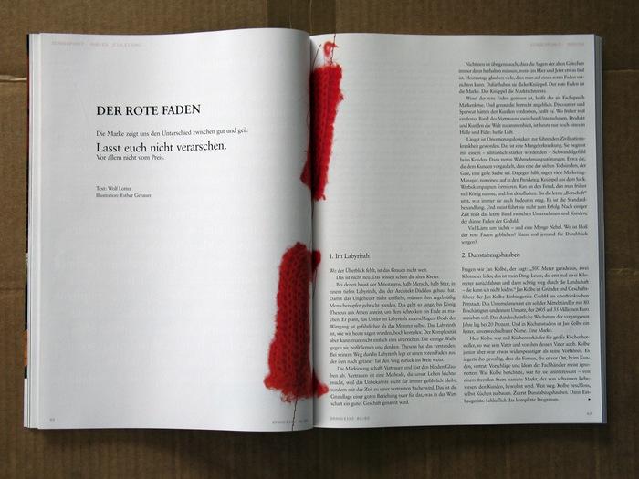 brand eins Magazine 18